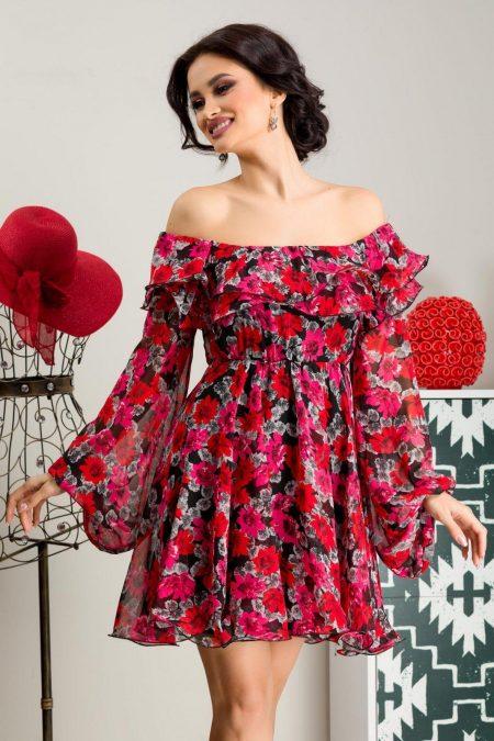 Yrene Floral Dress