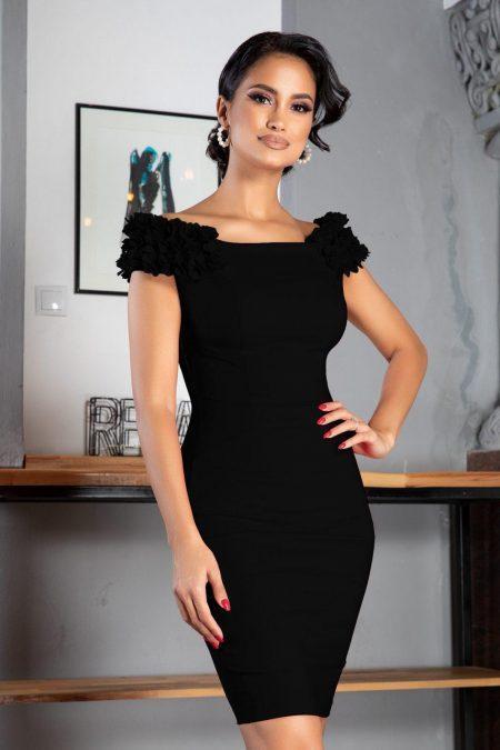 Alive Black Dress