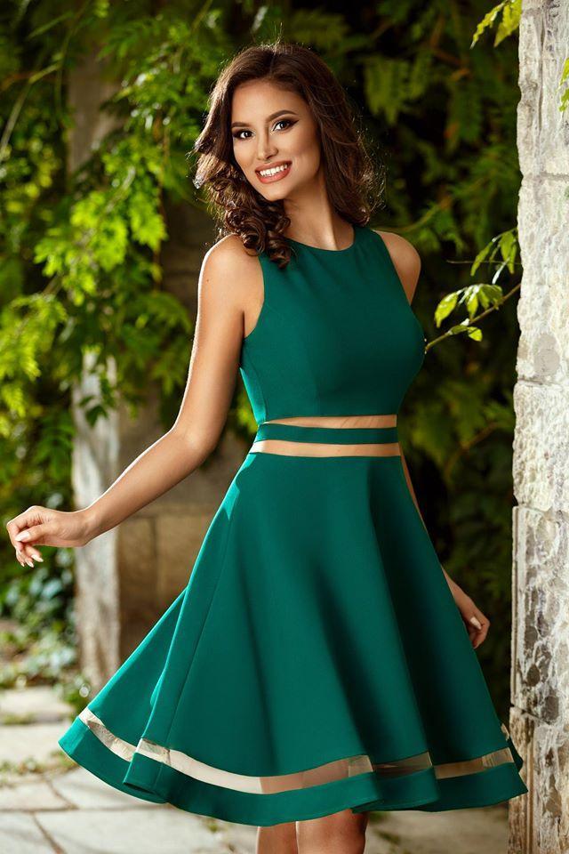 Το midi φόρεμα, η τάση της εποχής. 2
