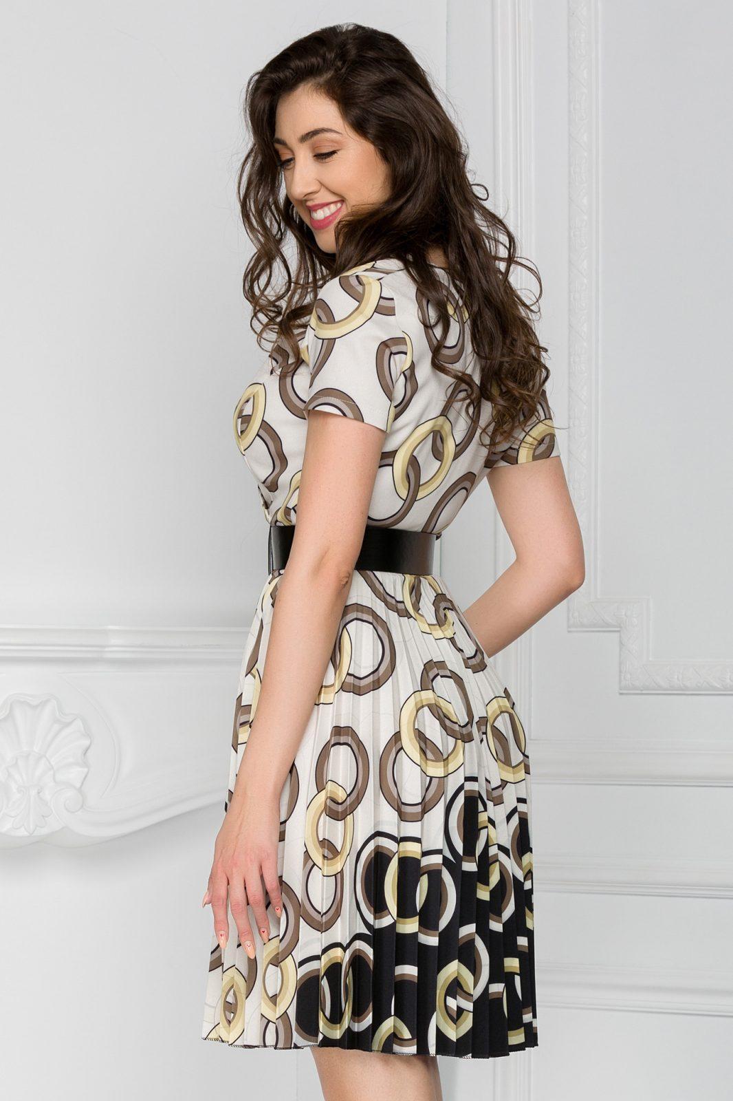 Εμπριμέ Φόρεμα Lola 7430 5