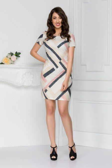 Maysa Ecru Dress