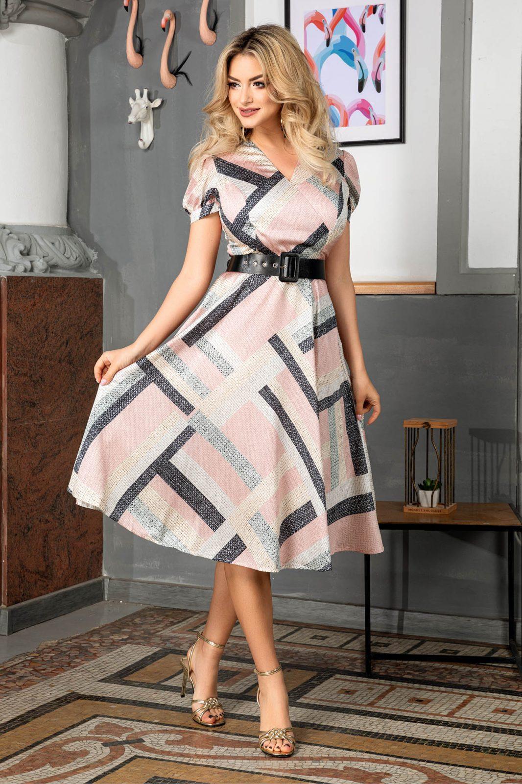 Floriss Pink Dress