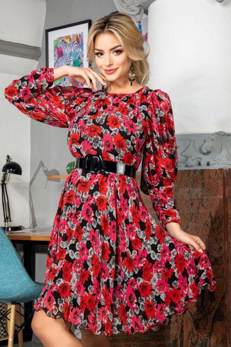 Missy Ciclam Dress