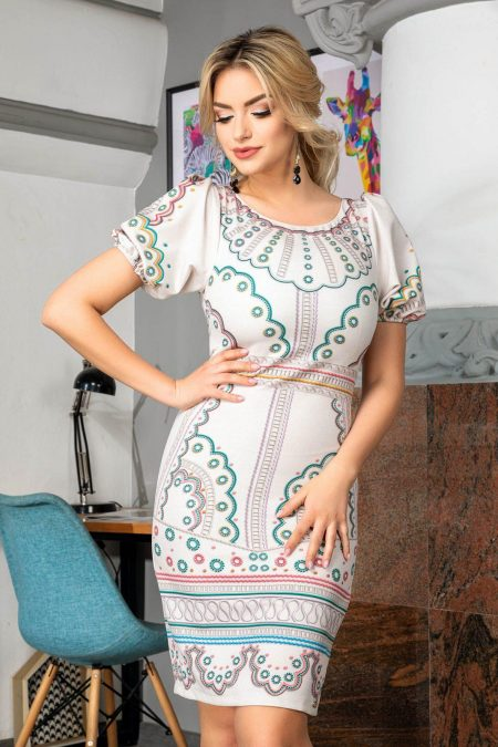Eloise Multi Dress