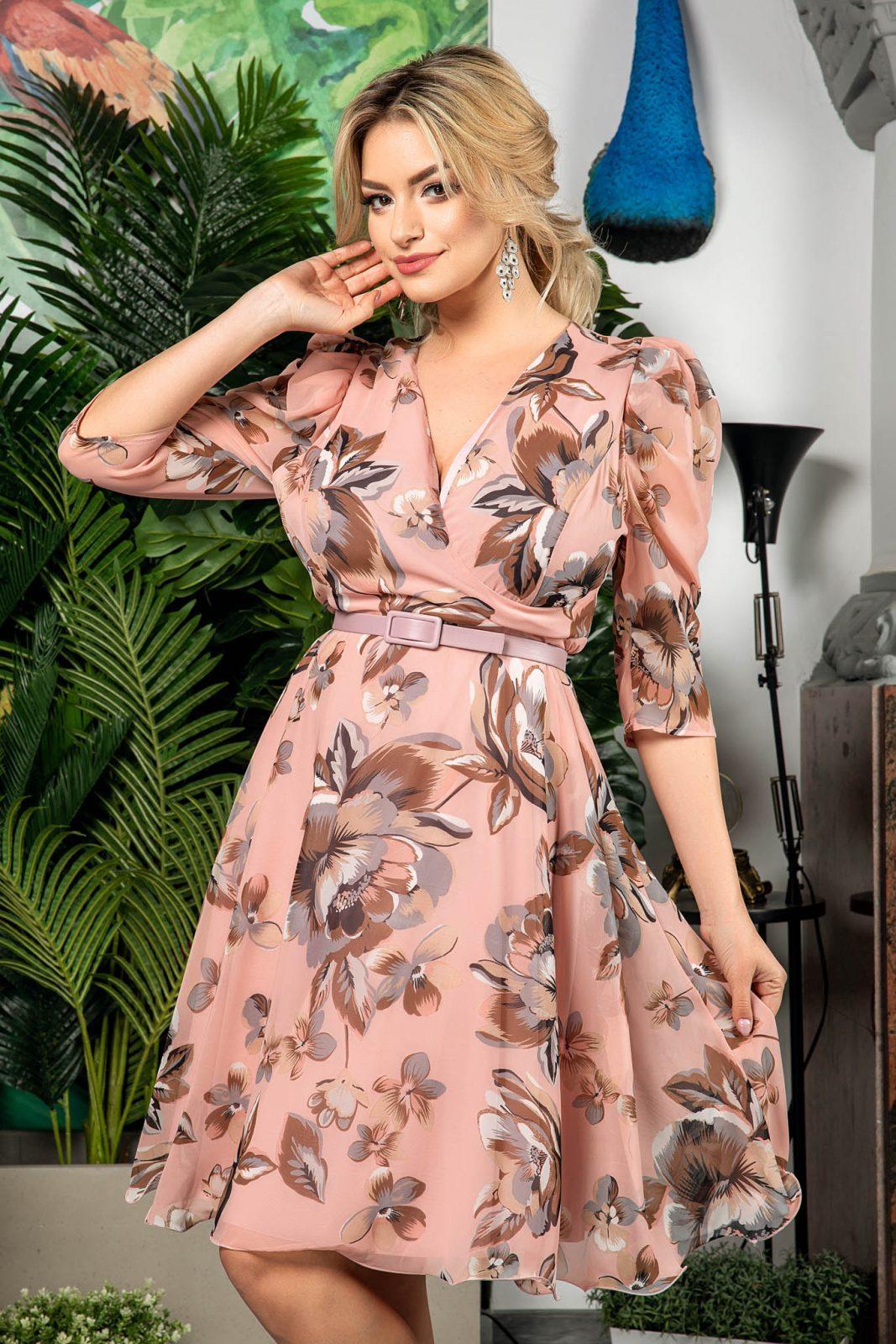 Magda Pink Dress