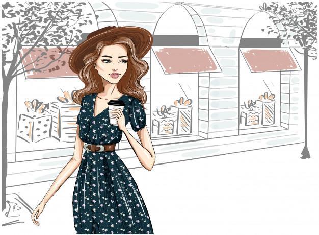 Φορέματα για διαφορετικές εμφανίσεις και στυλ γυναικών. 10