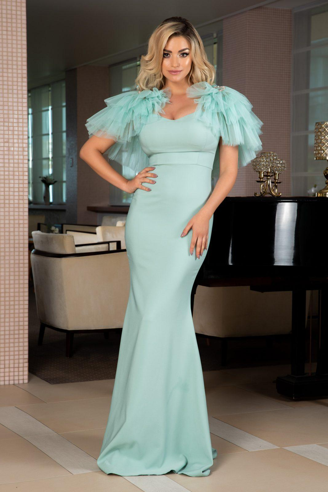 Miracle Mint Dress