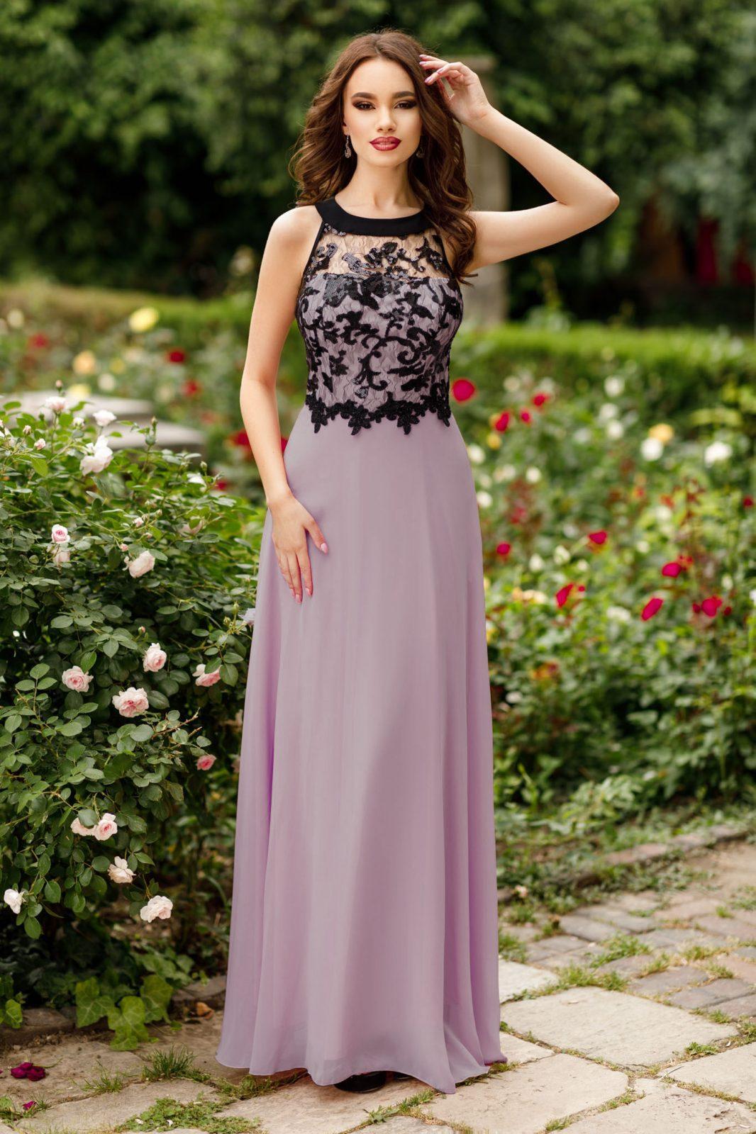 Elizabeth Lila Dress