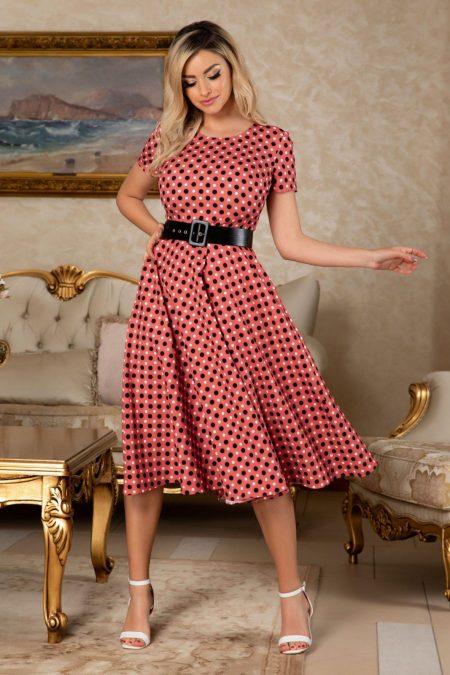 Melissa Coral Dress