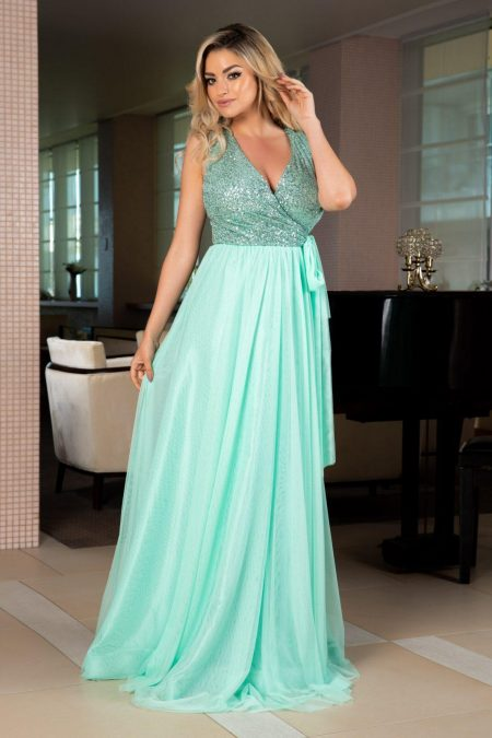 Ravisant Mint Dress