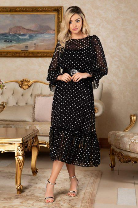 Melanie Black Dress