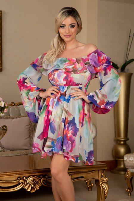 Yrene Pastel Dress