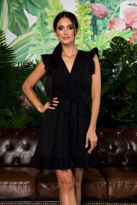 Rachel Black Dress