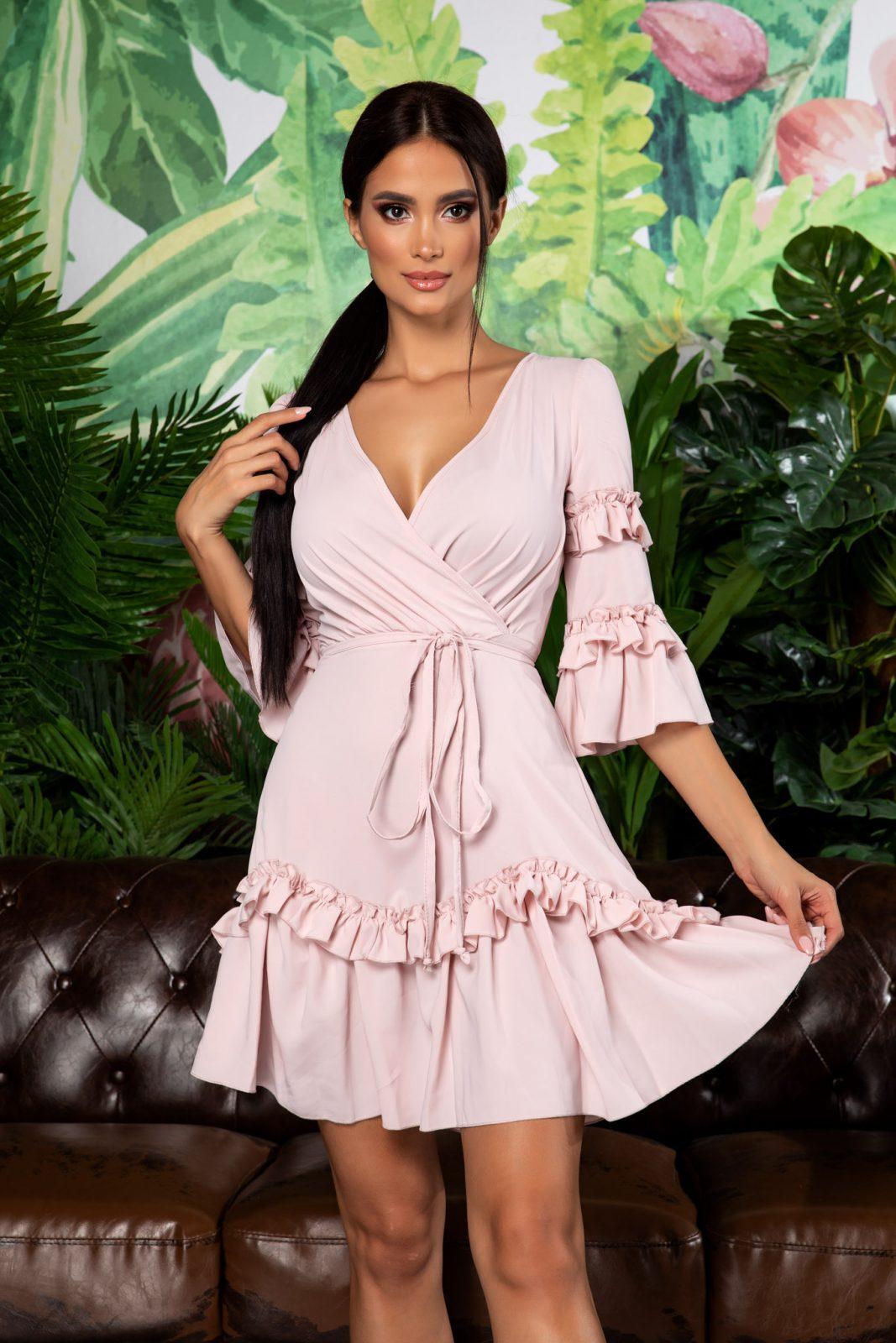 Eda Rose Dress