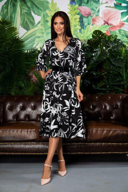Issadora Bicolore Dress