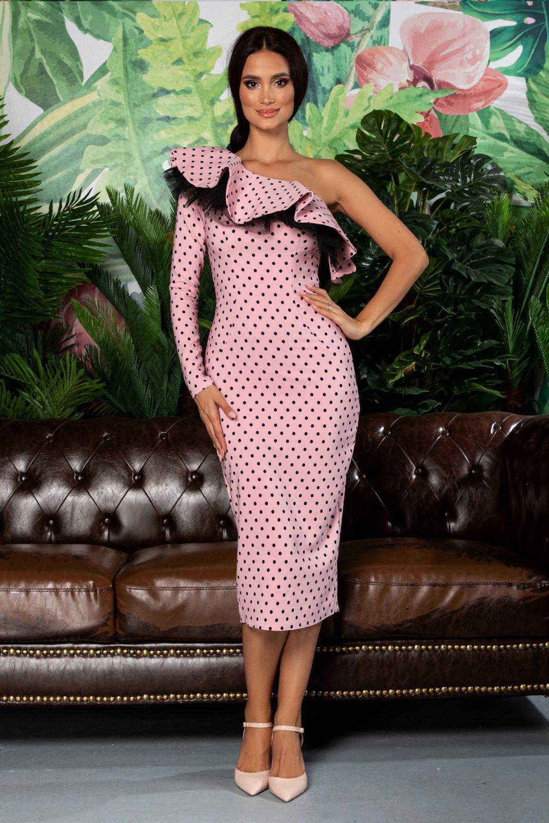 Fabiana Pink Dress
