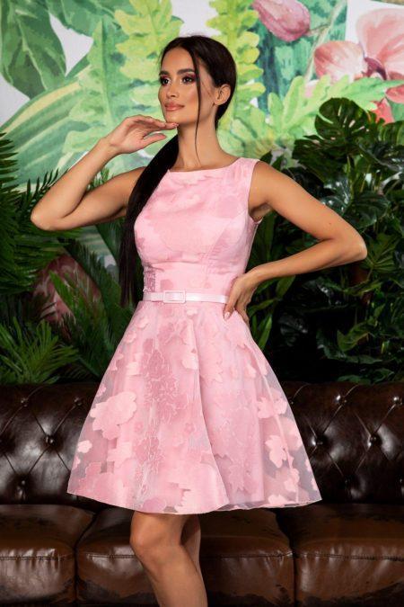 Jossie Pink Dress