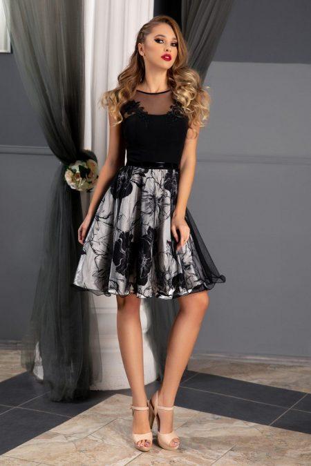 Eve Black Dress