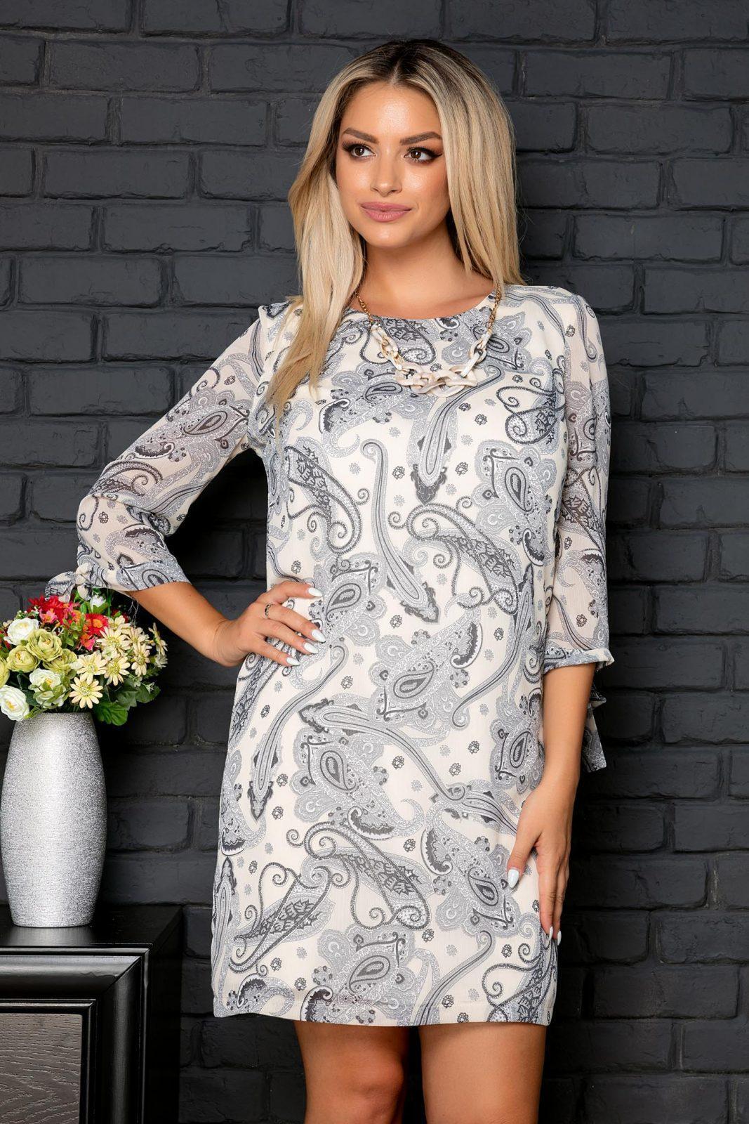 Gilda Ivory Dress