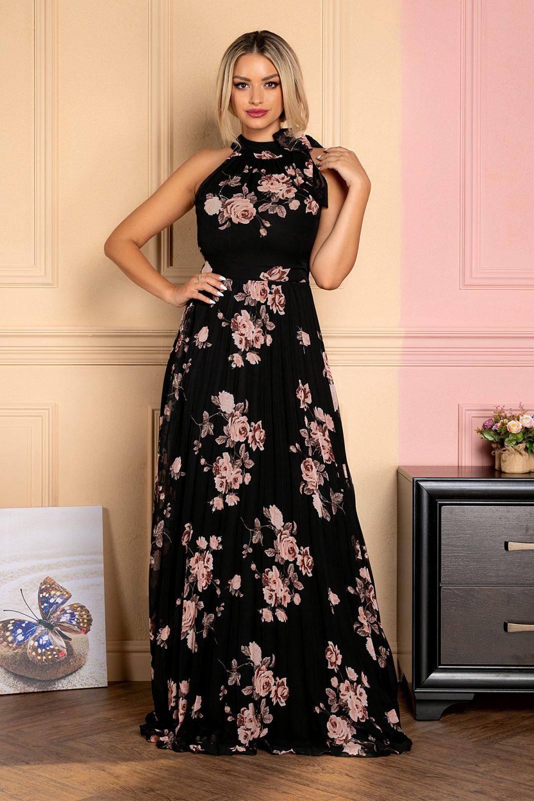 Amarys Floral Dress