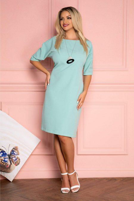 Alessandra Mint Dress