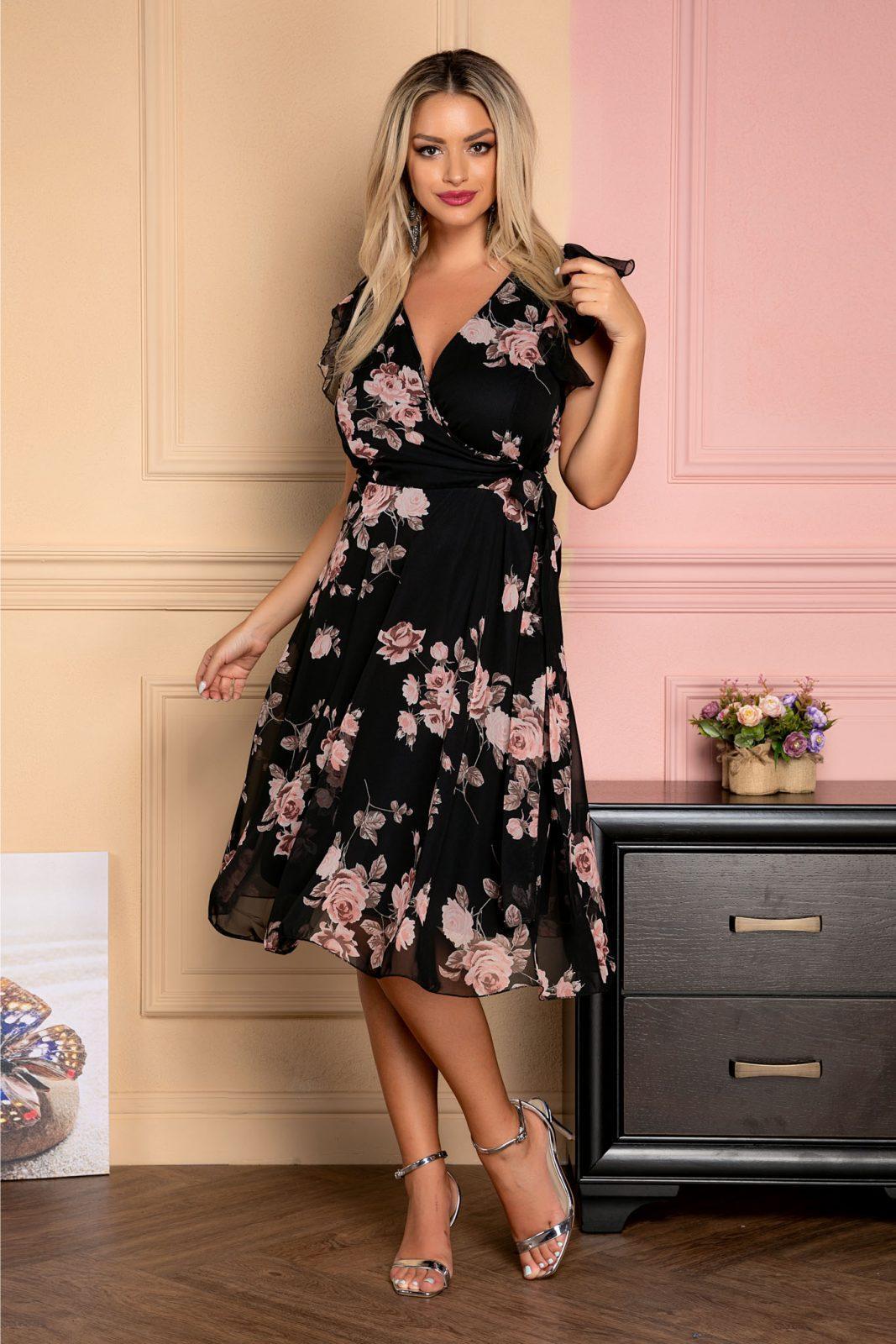 Heidy Floral Dress