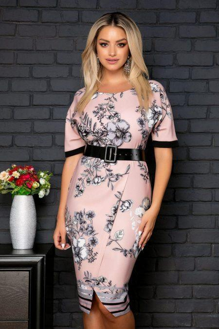 Xenia Rose Dress