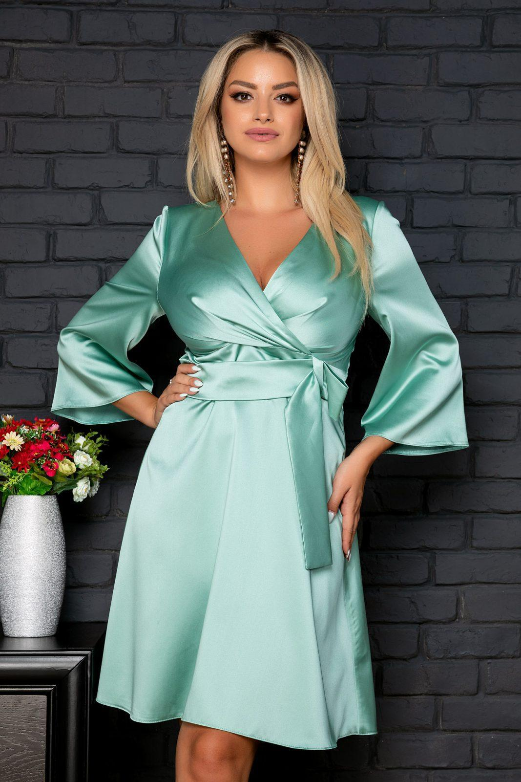 Ayda Mint Dress
