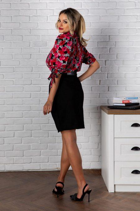 Φλοράλ Μπλούζα Roxy 8185