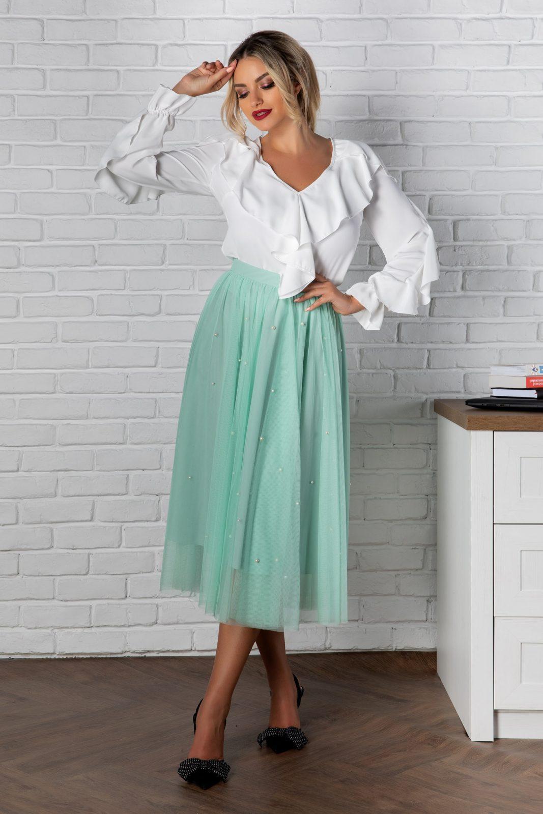 Hety Mint Skirt