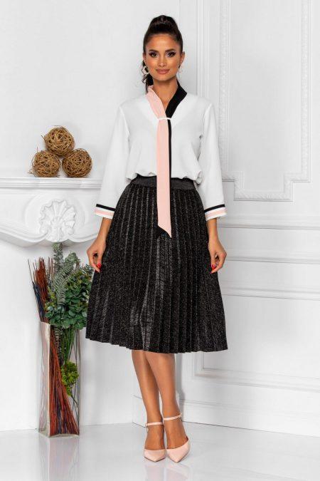 Korra Black Skirt