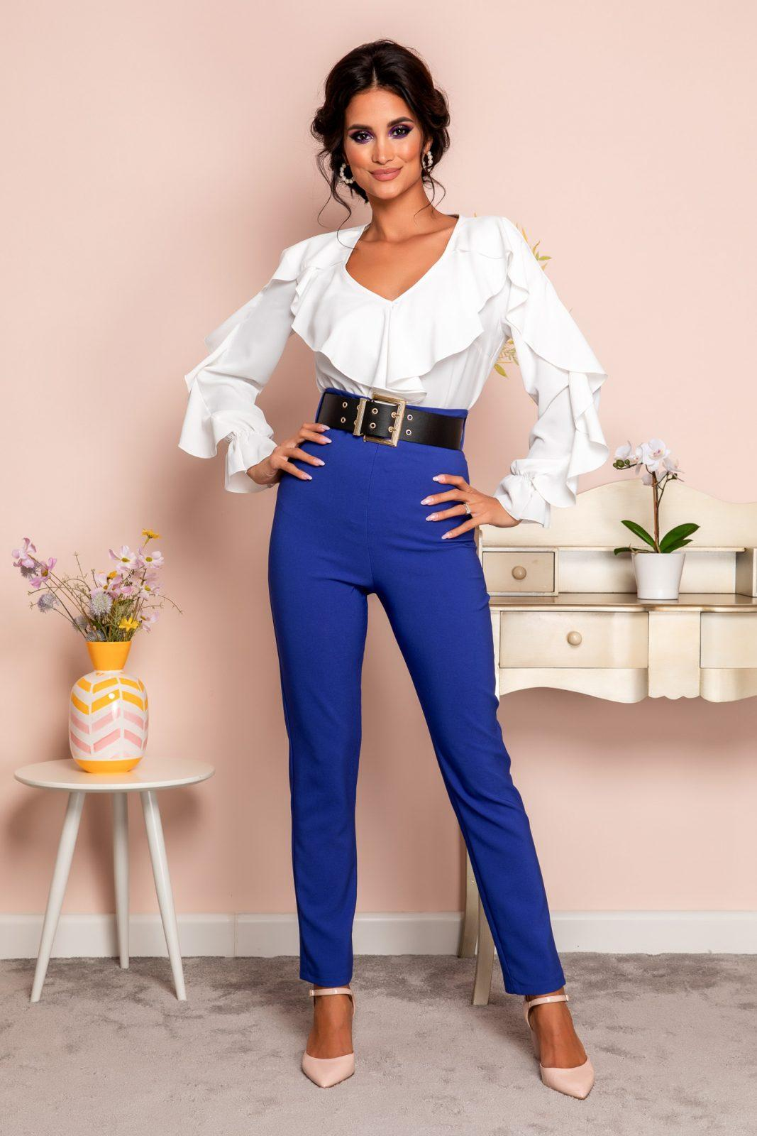 Marvis Royal Blue Trousers