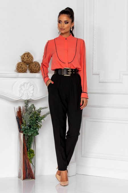 Kamari Black Trousers