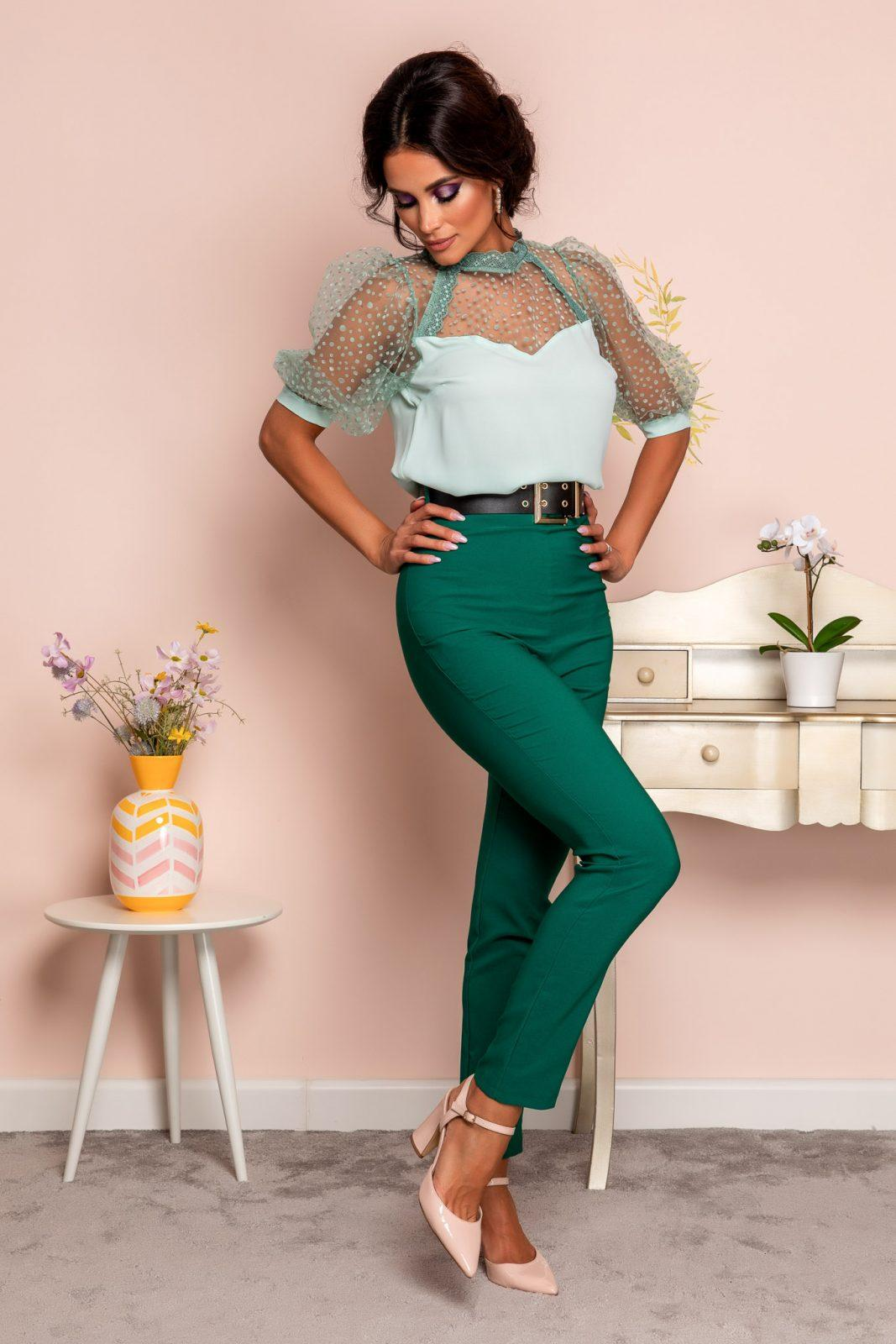 Marvis Green Trousers