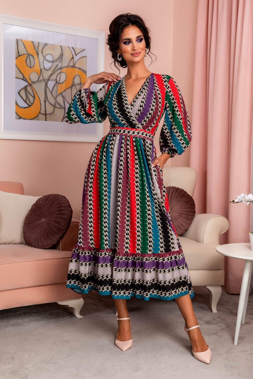 Odiseea Multi Dress