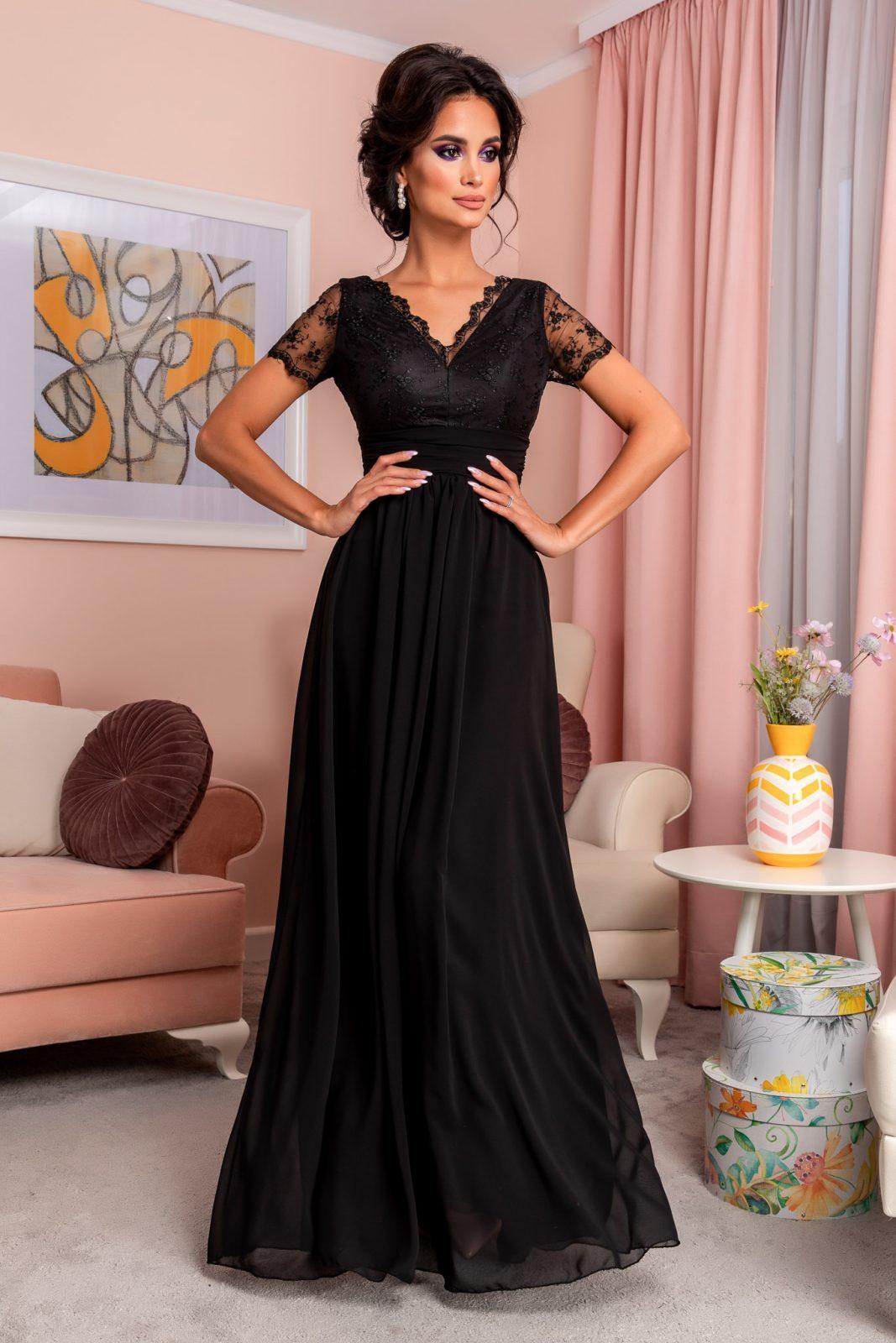 Trendiness Black Dress