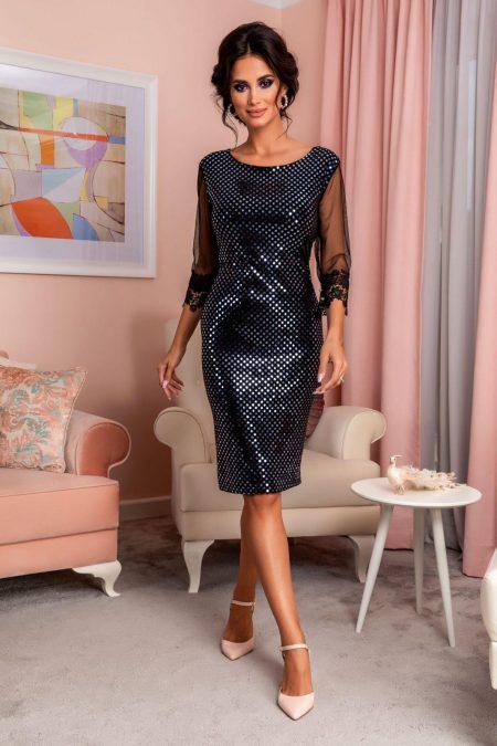 Ronnia Black Dress