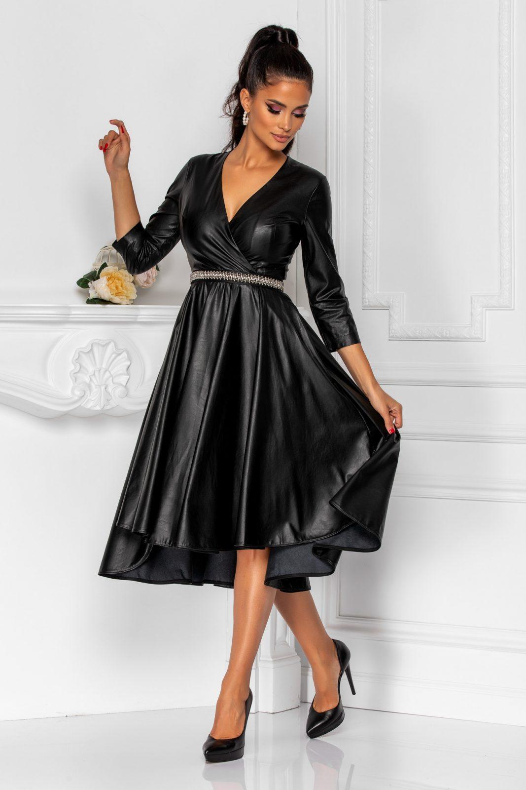 Kristine Black Dress