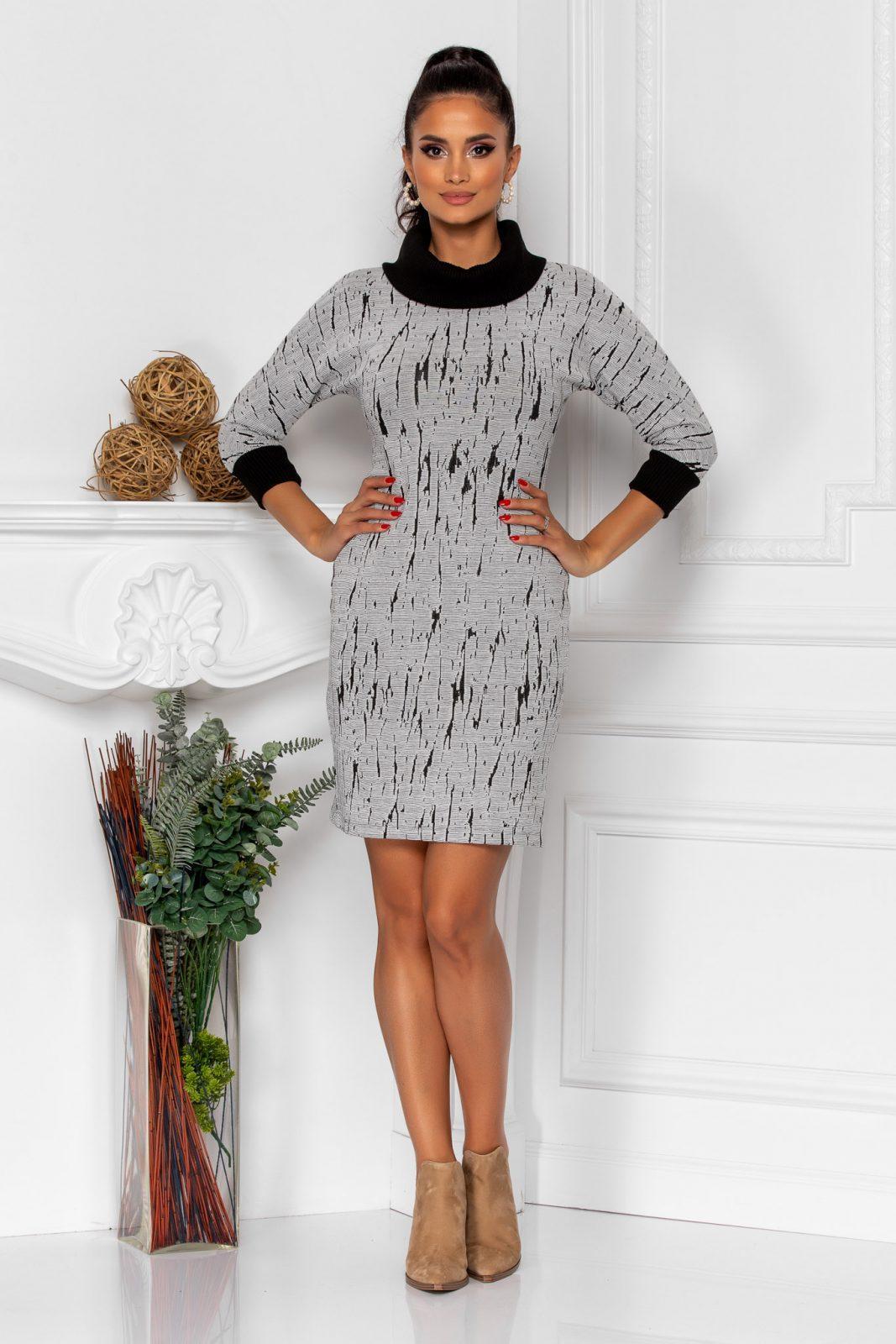 Jana Grey Dress