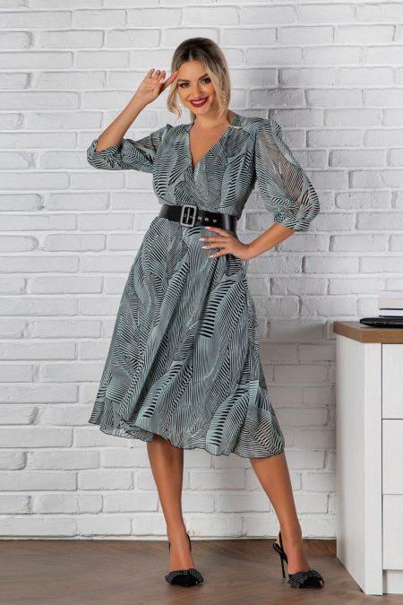 Jolie Mint Dress