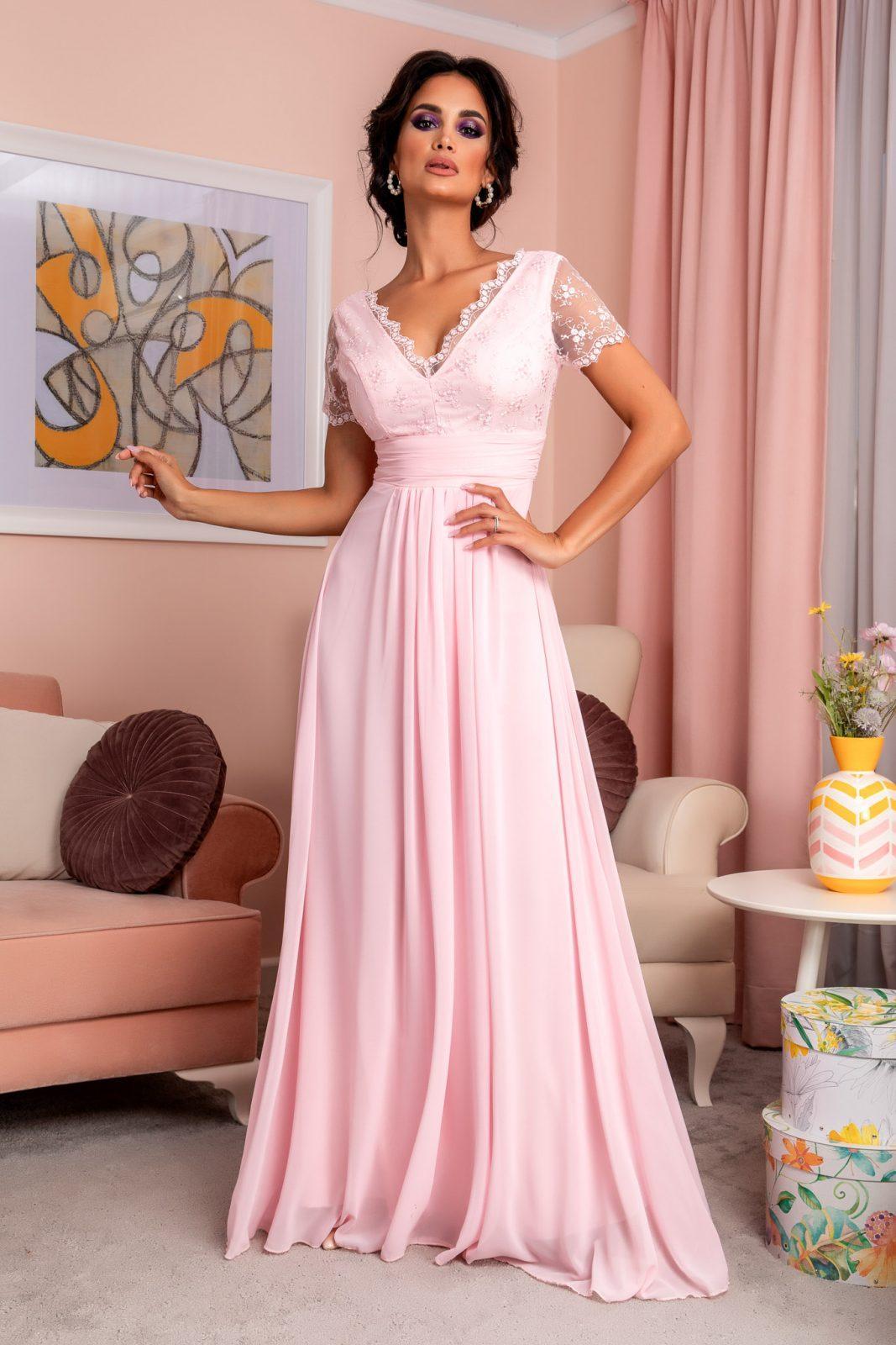 Trendiness Pink Dress