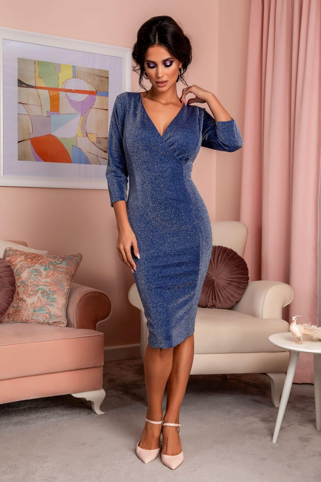 Relya Royal Blue Dress