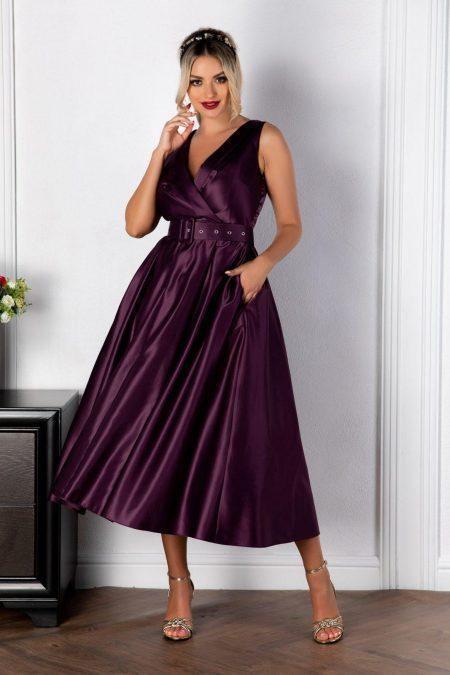 Julia Purple Dress