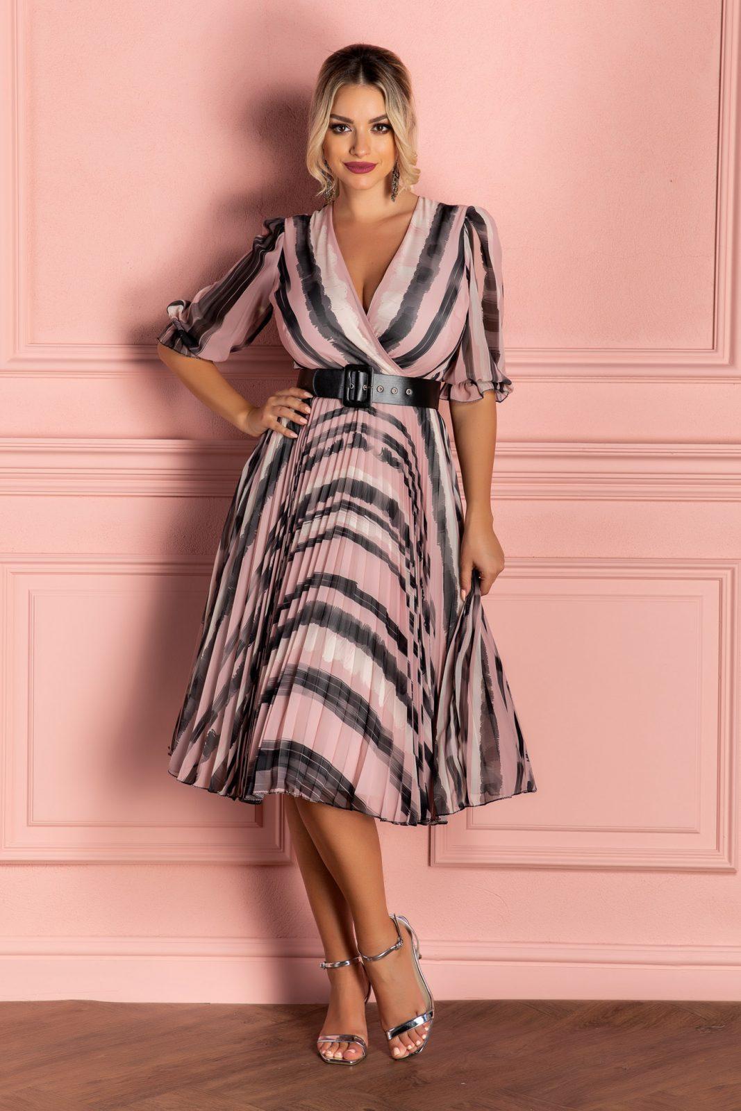 Esther Pink Dress
