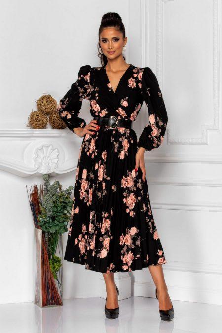 Janine Floral Dress