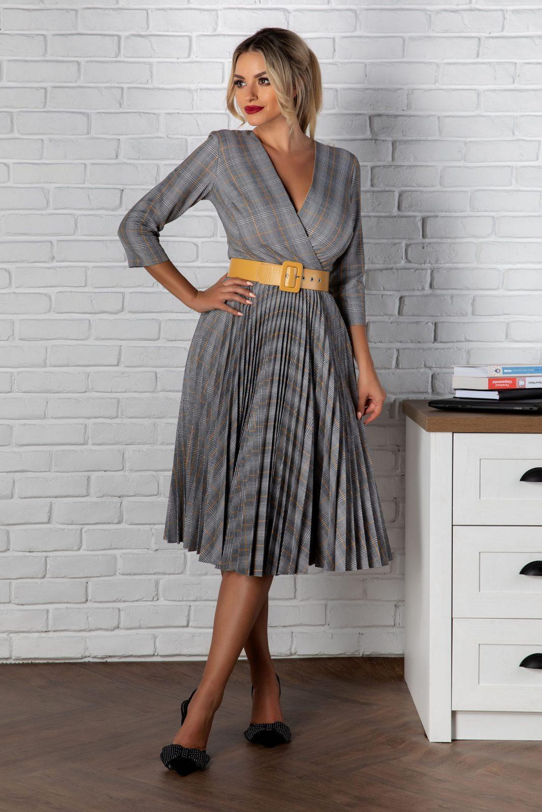 Stephanie Gray Dress