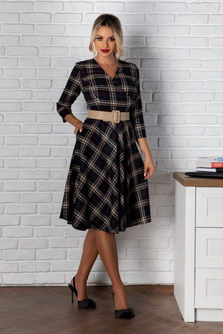 Samara Beige Dress