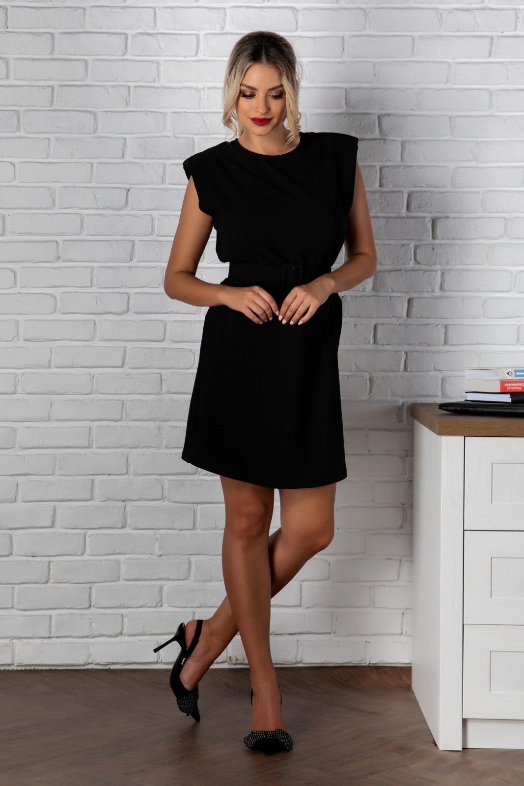 Tulya Black Dress