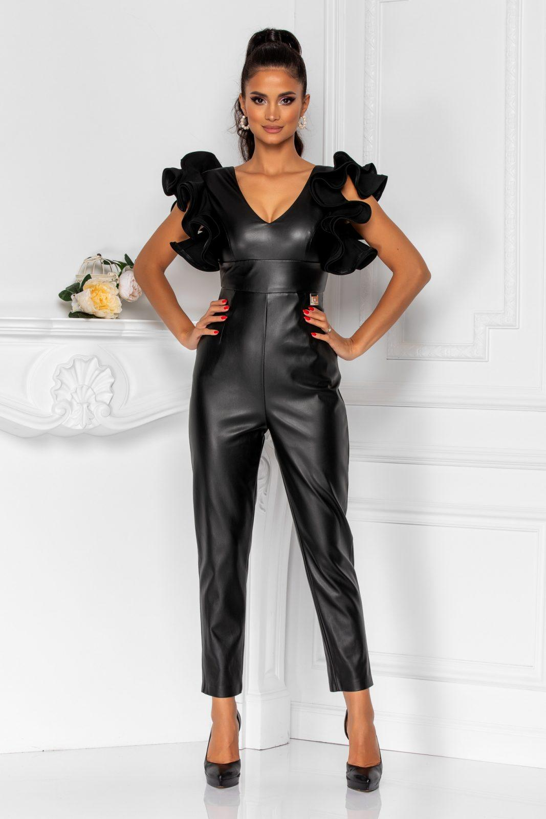 Vanity Black Jumpsuit