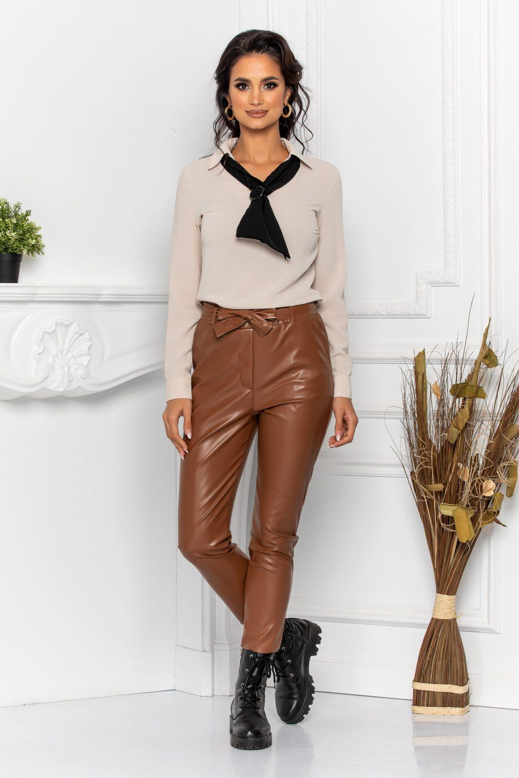 Lexy Nude Blouse